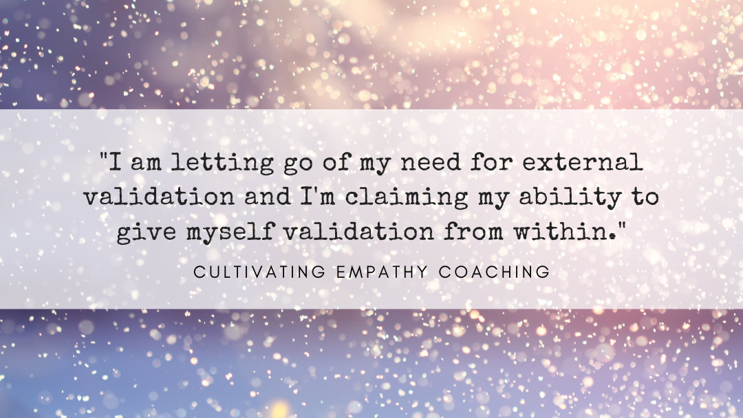 How to Build and Embody Your Own Mantra for Letting Go